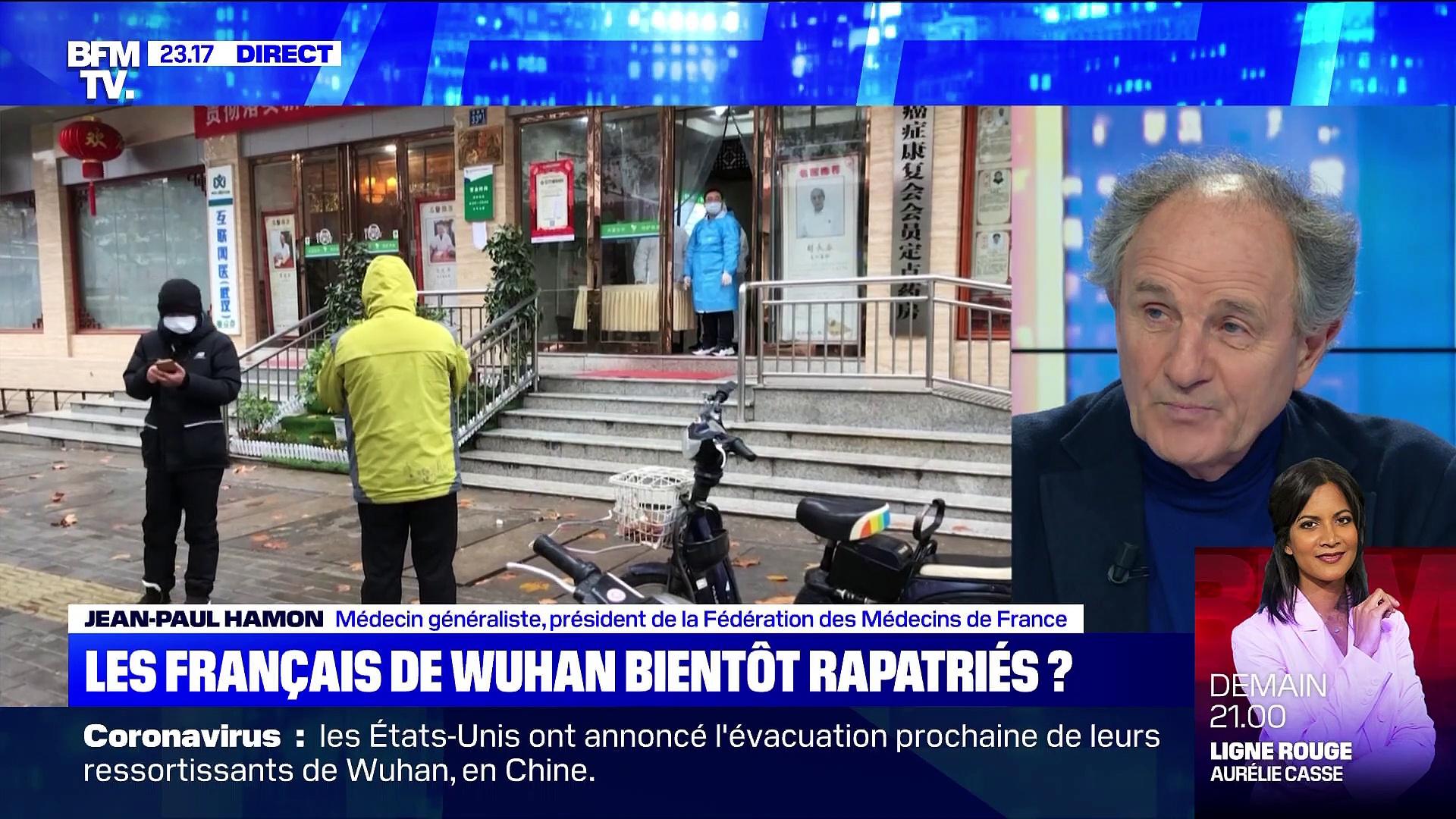 Coronavirus: les Français de Wuhan bientôt rapatriés ? – 26/01