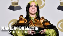 Billie Eilish sweeps top Grammy awards