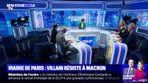 Municipales à Paris: Cédric Villani résiste à Emmanuel Macron - 26/01