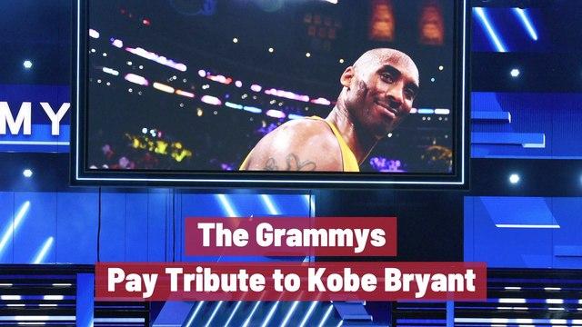 Kobe Bryant And The Grammys