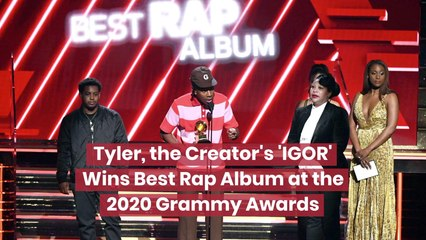 Tyler The Creator Wins A 2020 Grammy