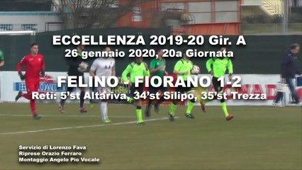Felino-Fiorano 1-2