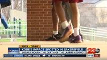 Kobe's impact can be seen in Bakersfield