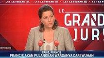 Prancis akan Pulangkan Warga Negaranya dari Wuhan