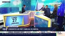 Mon patrimoine : Consentir un prêt familial ou amical par Cédric Decoeur - 27/01