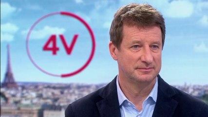 Yannick Jadot - France 2 lundi 27 janvier 2020