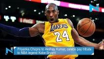 Priyanka Chopra to Akshay Kumar, celebs pay tribute to NBA legend Kobe Bryant