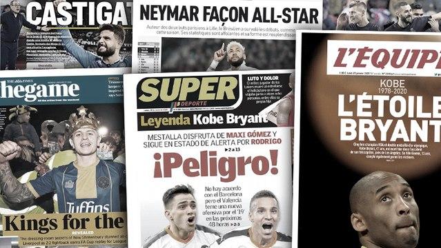 Le Barça attend sa réponse pour Rodrigo aujourd'hui, la décision de Jurgen Klopp fait polémique en Angleterre