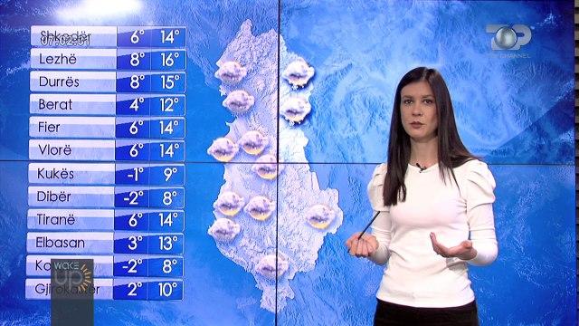 Reshje shiu dhe rritje temperaturash, parashikimi i motit për fillimin e javës
