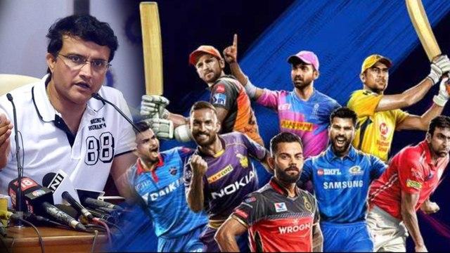 IPL 2020   BCCI meeting on IPL match timings