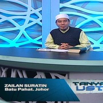 Tanyalah Ustaz (2014)   Episod 166