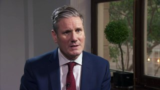 Starmer: Leadership is 'not the job of one person'