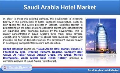 Saudi Arabia Hotel Market will be USD 24 Billion by 2025