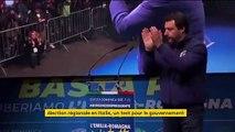 Italie : scrutin crucial pour la Ligue en Émilie-Romagne