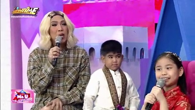 Maja narrates how she was called in the principal's office | It's Showtime Mini Miss U