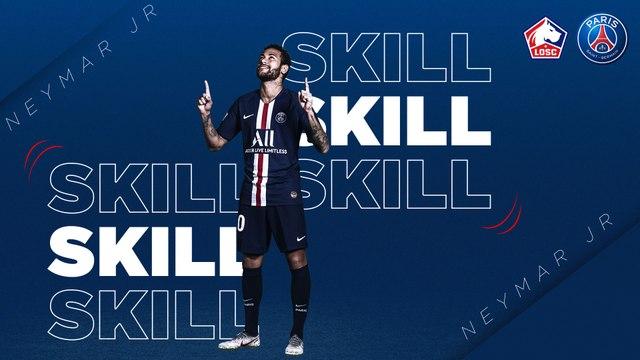 Le geste technique : LOSC - Paris Saint-Germain