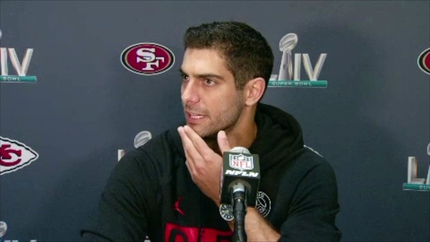 49ers QB Jimmy Garoppolo Recalls Day He was traded From Patriots