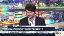 Les coulisses du biz: Un As du marketing chez Renault ? - 28/01