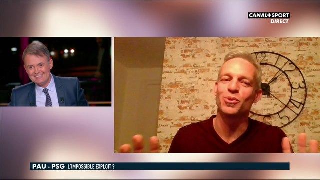 Bruno Irlès, consultant du Late et coach de Pau évoque le PSG - Late Football Club