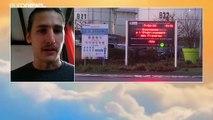 Petrolífera francesa atacada em tribunal em nome do planeta