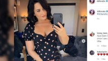 Demi Lovato wants to be a mother