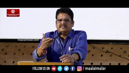 நான் சத்தியமா திருடன் இல்ல - கே. எஸ். ரவிக்குமார்