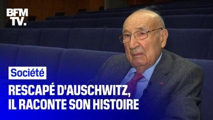 Juif et résistant, ce rescapé d'Auschwitz raconte son histoire