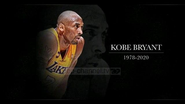 Shuhet Kobe Bryant/ Bota shpreh dhimbje për yllin e NBA