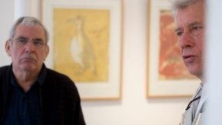 Thierry Lacan et Rémy Bucciali, 30 années et 30 artistes