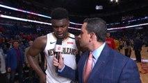 """Décès de Kobe Bryant - Zion : """"Kobe a beaucoup compté pour moi en grandissant"""""""