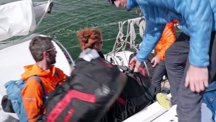 Expedition Antarctica - EP02 Sailing to Antarctica