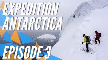Expedition Antarctica - EP03 Skiing in Antarctica