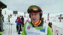 Première réussie pour les championnats du monde open de ski augmenté
