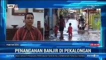 Meski Banjir Surut, Warga Pekalongan Diimbau Tetap Waspada