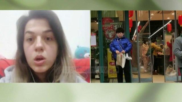 Shqiptarja e vetme në Wuhan/ Sivla Doçi: Jemi në izolim. U sëmura, por ishte thjeshtë grip
