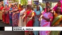 Inde : Sept millions de personnes contre une nouvelle loi sur la citoyenneté