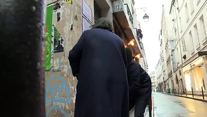 Des affiches sur les murs de Paris pour se souvenir des enfants juifs déportés