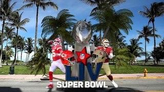 Kansas City Chiefs arrive in Miami for Super Bowl LIV