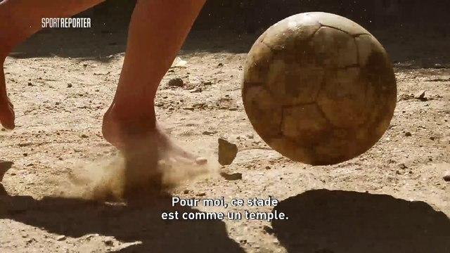 """""""Stades"""", série-doc sur les terrains de foot"""