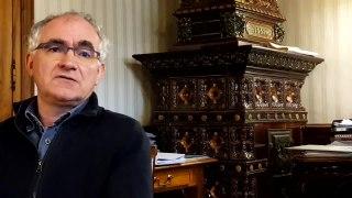 Jean-Marc Burrus, maire de Sainte-Croix-aux-Mines, a annoncé la disparition de Julien Benoit à sa famille