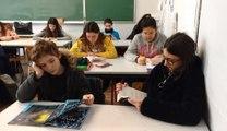 L'Institut Sainte-Marie a instauré le quart d'heure de lecture, pendant quinze jours