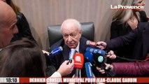 Le 18:18 - Marseille : l'hommage à Jean-Claude Gaudin pour son dernier conseil municipal