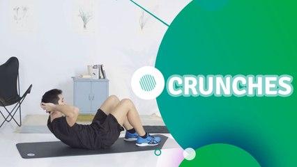 Crunches - Du Bist Fit