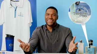 10 Things Michael Strahan Can't Live Without
