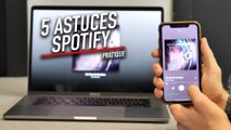 5 astuces pour maîtriser Spotify
