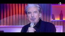 Le live: Serge Lama « Les ballons rouges » - C à Vous - 27/01/2020