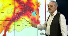Üç ay önce Elazığ'ı depreme karşı uyaran Naci Görür'den yeni açıklama: 5 bölge tetikte!
