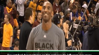 He had influence on and off the court - Rodgers pays tribute to Kobe