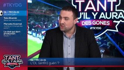 #Mercato, #OL, #TokoEkambi, #Juninho, #Guimarães : TKYDG avec Cyril Collot