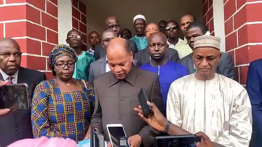 L'émissaire Onusien  Mohamed Ibn Chambas rencontre Cellou Dalein : Voici ce qui a été dit